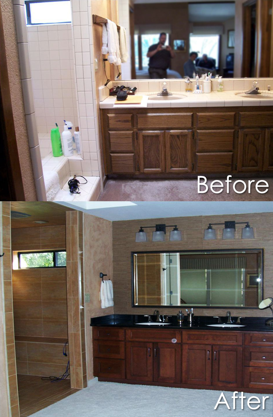 Home Renovation Before/After